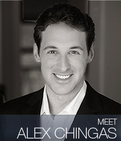 Meet Real Estate Agent Alex Chingas