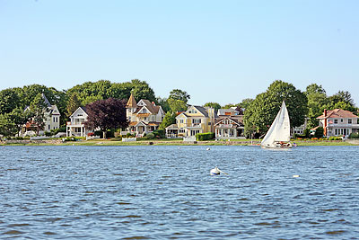 Norwalk Shorefront Homes